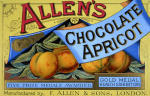 Allen's Chocolate Apricot