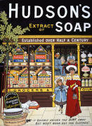 Hudson's Shop Soap by The National Archives
