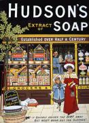 Hudson's Shop Soap