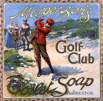Margerison's Golf Club Soap