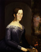 Portrait Of A Lady by William Matthews Prior
