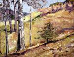 Spring Hillside by George Gardner Symons