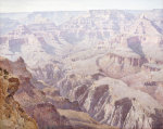 Yavapai Point by Gunnar Widforss