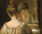 The Coquette by James Wells Champney