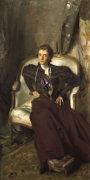 Portrait Of Miss Alice Brisbane Thursby by John Singer Sargent