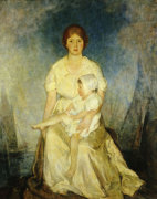Motherhood Triumphant by Charles Webster Hawthorne