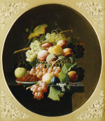Nature's Bounty I by Severin Roesen
