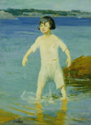 Kid Catastrophe by Edward Henry Potthast