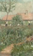 The Garden Path by Robert Reid
