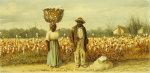 The Cotton Pickers by William Aiken Walker