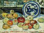 Still Life With Apples by Maurice Prendergast
