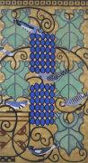 Altar Frieze - St. Leopold Am Steinhof, Vienna by Christie's Images