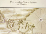 Map Of Boston And Environs, C. 1755. by Christie's Images