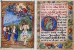 Prayerbook Illuminated By Nicolaus Glockendon, Ca.1515 by Christie's Images
