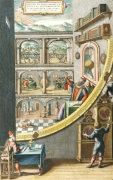 Astronomer Tycho Brahe, Circa 1630. by Willem Janszoon Blaeu