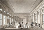 Pump Room. From 'Bath Illustrated By A Series Of Views by John Hill