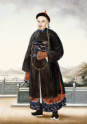 An Elegantly Dressed Chinese Hong Merchant by Christie's Images