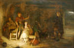 Prince Charles Edward Stuart by Alexander Hohenlohe Burr