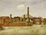 Pompeii, 1906 by Josef Theodor Hansen