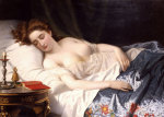 Imogen From Shakespeare's 'Cymbeline', 1872 by Wilhelm Ferdinand Souchon
