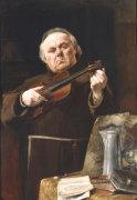 A False String by Christian Maximilian Baer