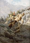 La Pastorella by Pietro Barucci
