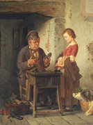 At The Cobblers, 1867 by Antonio Rotta