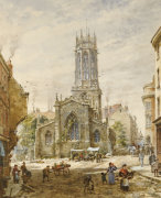 All Saints Pavement, York by Louise Rayner