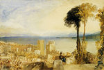 Arona, Lago Maggiore by Joseph Mallord William Turner