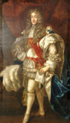 King James II Of England (1633-1701) by Christie's Images