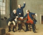 The Toast. Circle Of Alexander Nasmyth (1758-1840) by Christie's Images