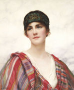 Cyrene (1857-1930) by William Clark Wontner