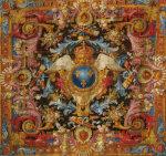 Louis XV Savonniere Carpet, Circa 1740 by Christie's Images