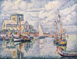 Le Port De Barfleur 1931