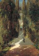 Studio Per 'A Messa Prima', 1885 by Giovanni Segantini
