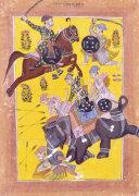 Sindhu Ragini On Horseback. Sirohi by Christie's Images