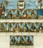 La Dinastia Inca, Peruvian School by Christie's Images