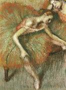 Dancers, Circa1899 by Edgar Degas