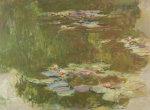 Lily Pond. Le Bassin Aux Nympheas, 1881 by Claude Monet