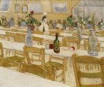 A Restaurant Interior 1887
