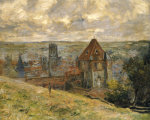 Dieppe, 1882 by Claude Monet