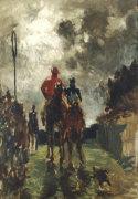 Les Jockeys 1882