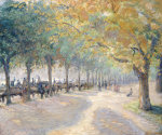 Hyde Park London 1890