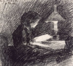 The Lesson by Ignace-Henri-Théodore Fantin-Latour