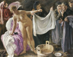 The Witches, 1897 by Lovis Corinth