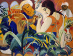 Eastern Women, 1912 by August Macke