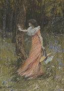 Hide And Seek by Elizabeth Adela Stanhope Forbes