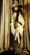 Mrs. St. George, 1906 by Sir William Orpen
