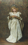 The Child Bride, 1883 by John Collier
