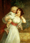 Mother's Darling by Frederick Morgan